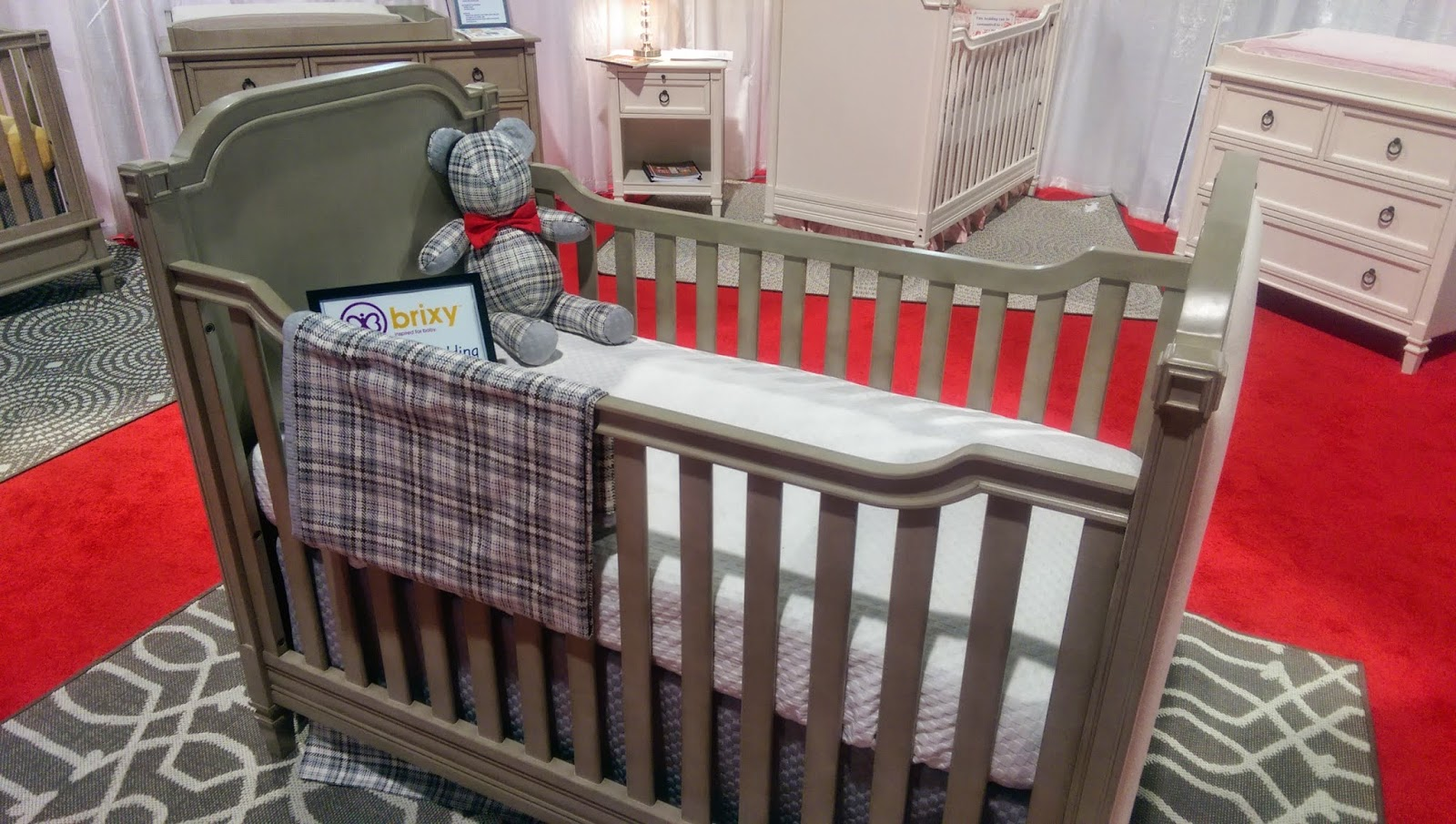 Baby cribs dublin - New Brixy Haven Baby Furniture Collection