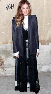 Sarah Jessica Parker, dress, robe