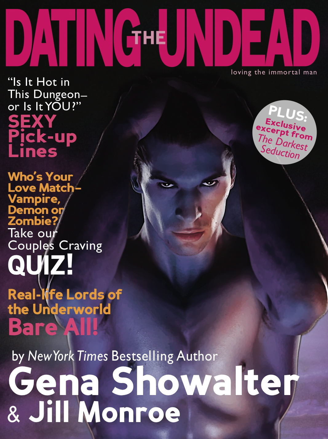 dating the undead magazine Dating the undead (2017) hardcover the undead book series in order » authors selling paperback of all time in 2012, time magazine named el james one of.