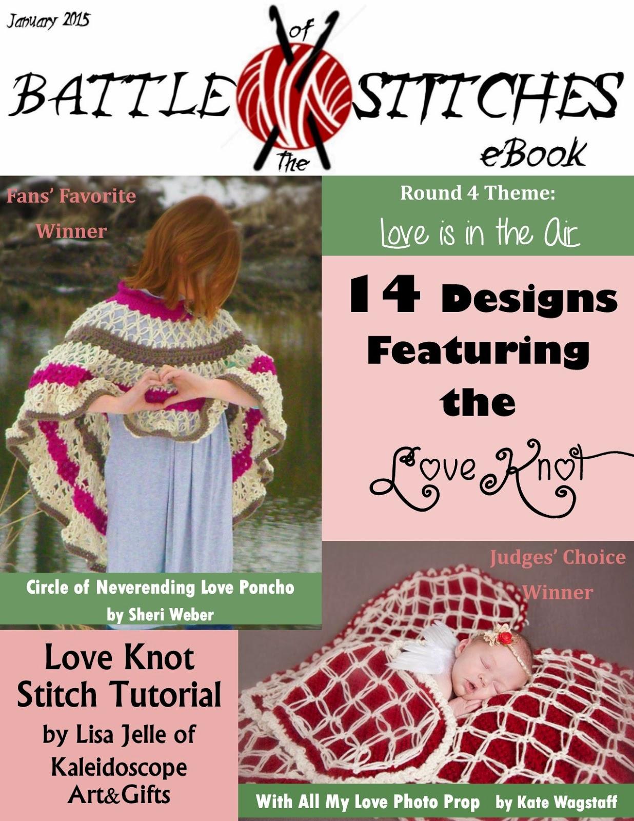 Battle of the Stitches Round 4 eBook