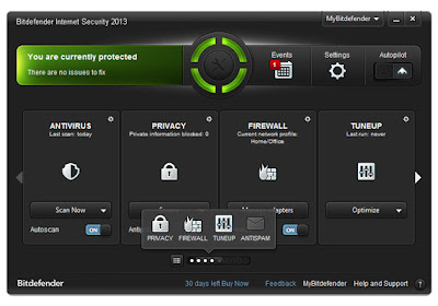 BitDefender 2013 ScreenShoot