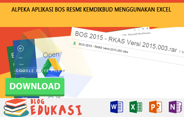 DOWNLOAD CONTOH FORMAT RKAS BOS 2015-2016