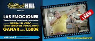 Gana 1.500 euros con William Hill