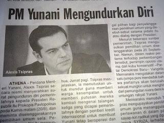 Kenapa Jokowi harus Mengundurkan Diri?