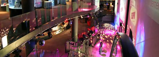 Soirée Saint-Valentin à l'Aquarium de Paris