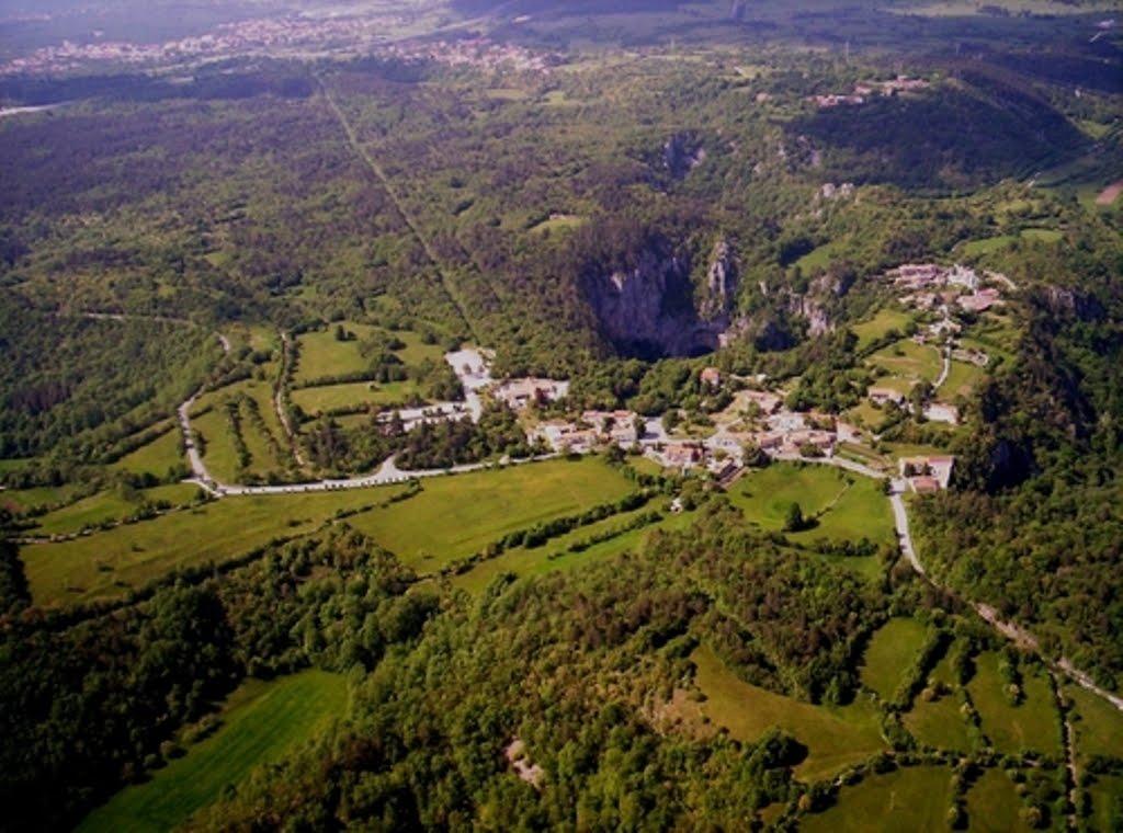 per il Tam Trieste -Tutela Ambiente Montano - Visita al parco naturale delle grotte di San Canziano