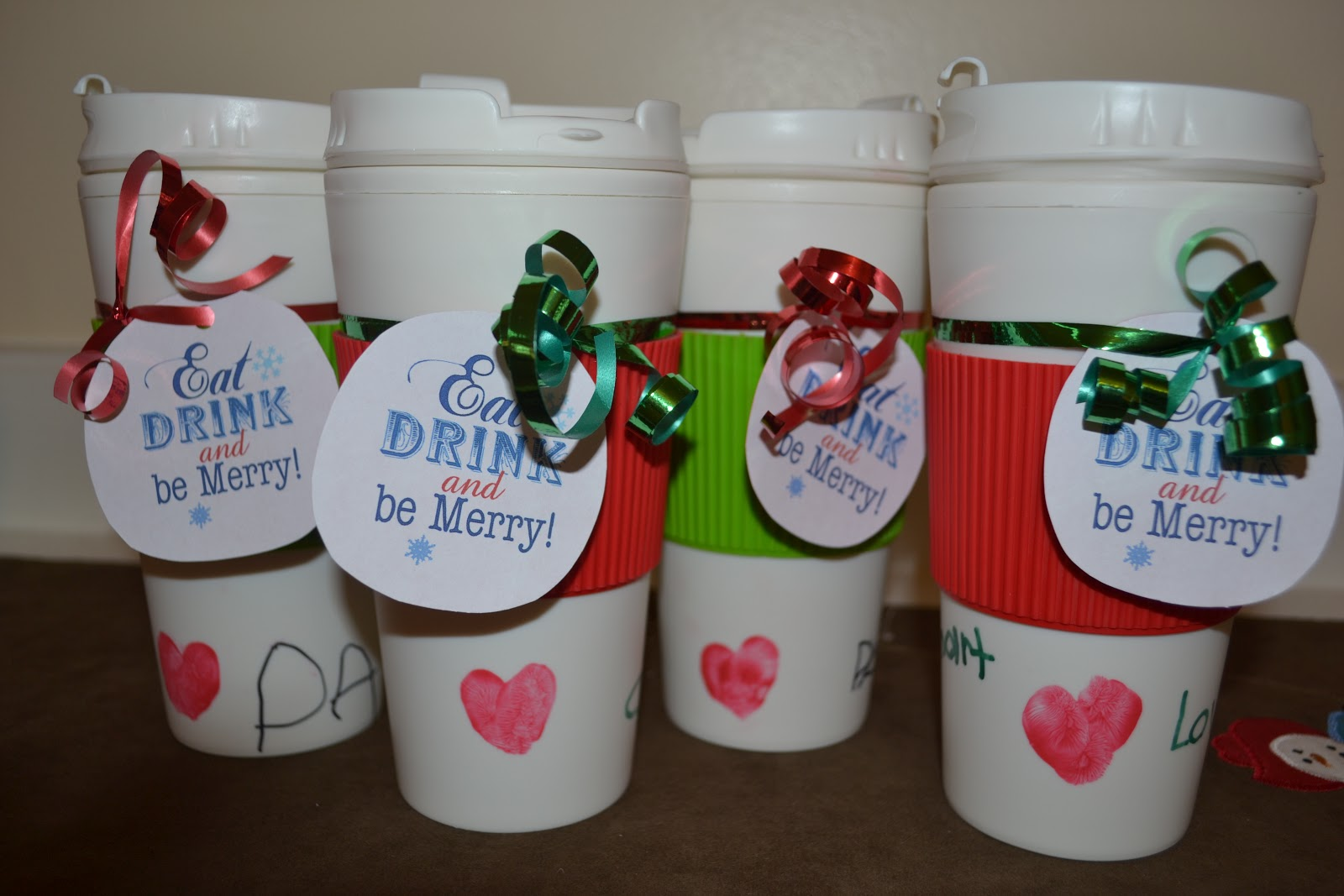 my little smarties: Another Christmas Gift for the Teacher Idea