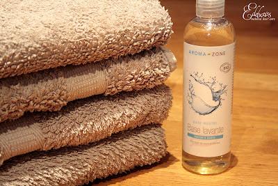 base lavante aroma zone
