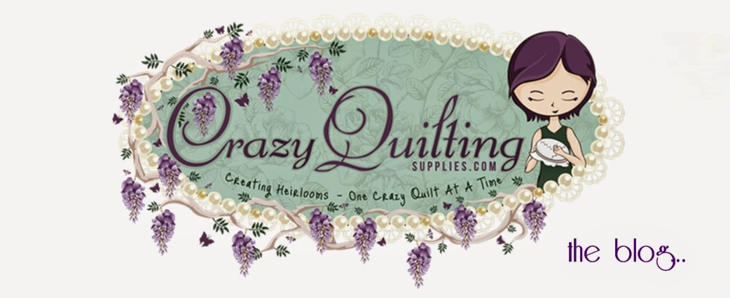 CQS Blog  - crazyquilting.com