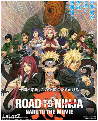descargar naruto shippuden pelicula 6 quotroad to ninjaquot raw