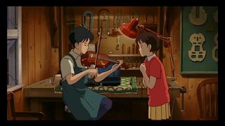 Shizuku and Seiji share a moment