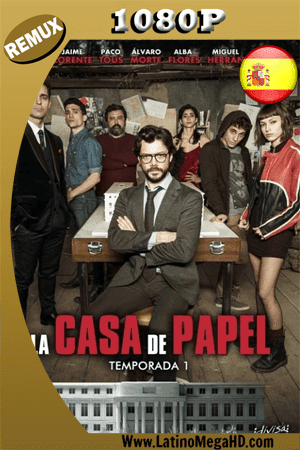 La Casa De Papel Temporada 1 (2017) Español HD BDREMUX 1080p ()