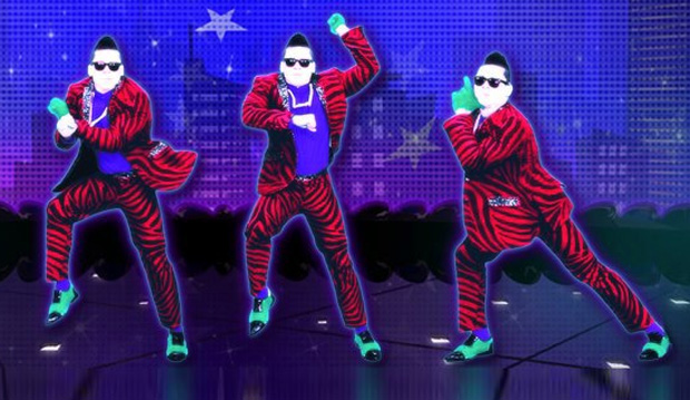 how to get gangnam style on just dance 4