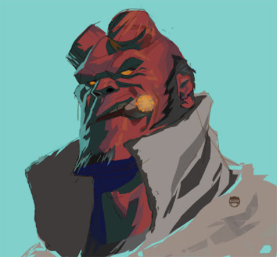 A incrível arte nerd de Coran Kizer Stone