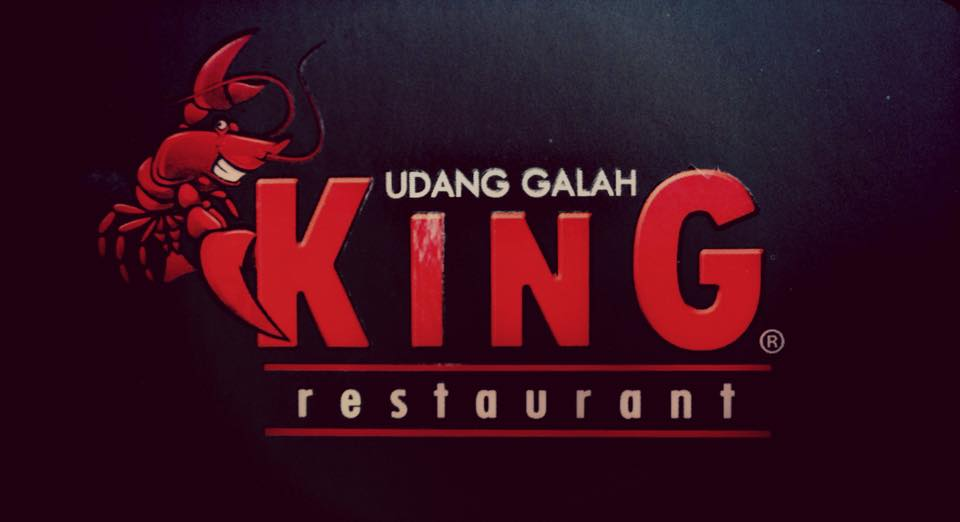 Restoran Udang Galah Sepit Biru King @ KualaRompin