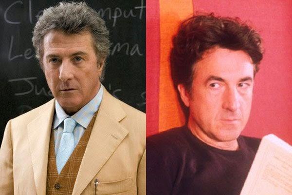 Dustin Hoffman e François Cluzet