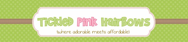 Tickled Pink Hairbows