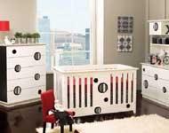 gambar desain kamar tidur bayi