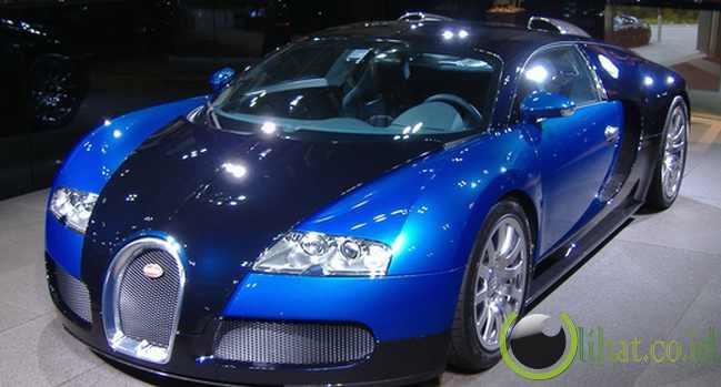 Mobil Terkuat di Dunia