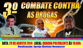 3° Combate Contra as Drogas em Ubaíra-BA.