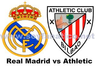 Real Madrid vs Athletic Bilbao 2013