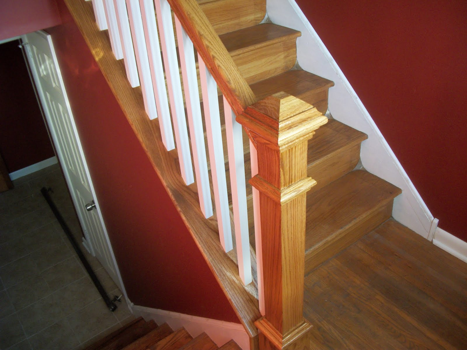 Complete home remodeling and construction 856 956 6425 - Interior stair railing contractors ...