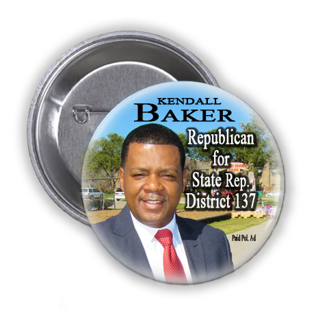 KENDALL BAKER IS ASKING FOR YOUR VOTE IN THE RACE FOR HOUSE DISTRICT 137 IN HARRIS COUNTY
