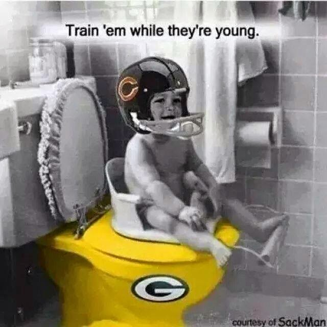 Train 'em while they're young