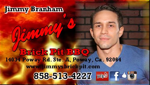 Jimmy's Brick Pit BBQ