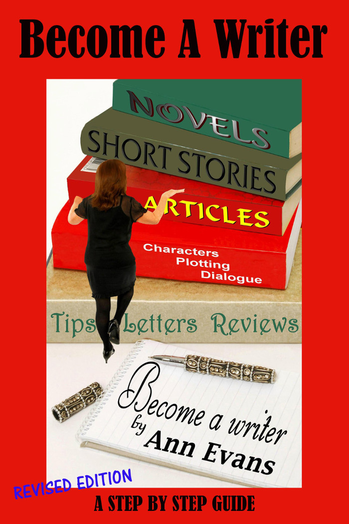Become a Writer, a step by step guide.