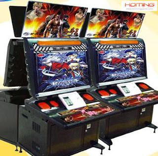 The fighting of Emperor video cabinet machine