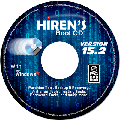 Hirens boot dvd 15.2 restored edition v3 proteus