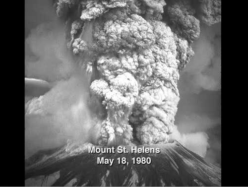 Gunung St Helens