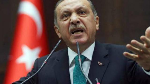 Ερντογάν: Δεν φεύγουμε απ' την Κύπρο, η Ελλάδα το βάζει ξανά στα πόδια