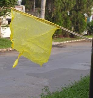 Asal Usul dan makna di balik bendera kuning