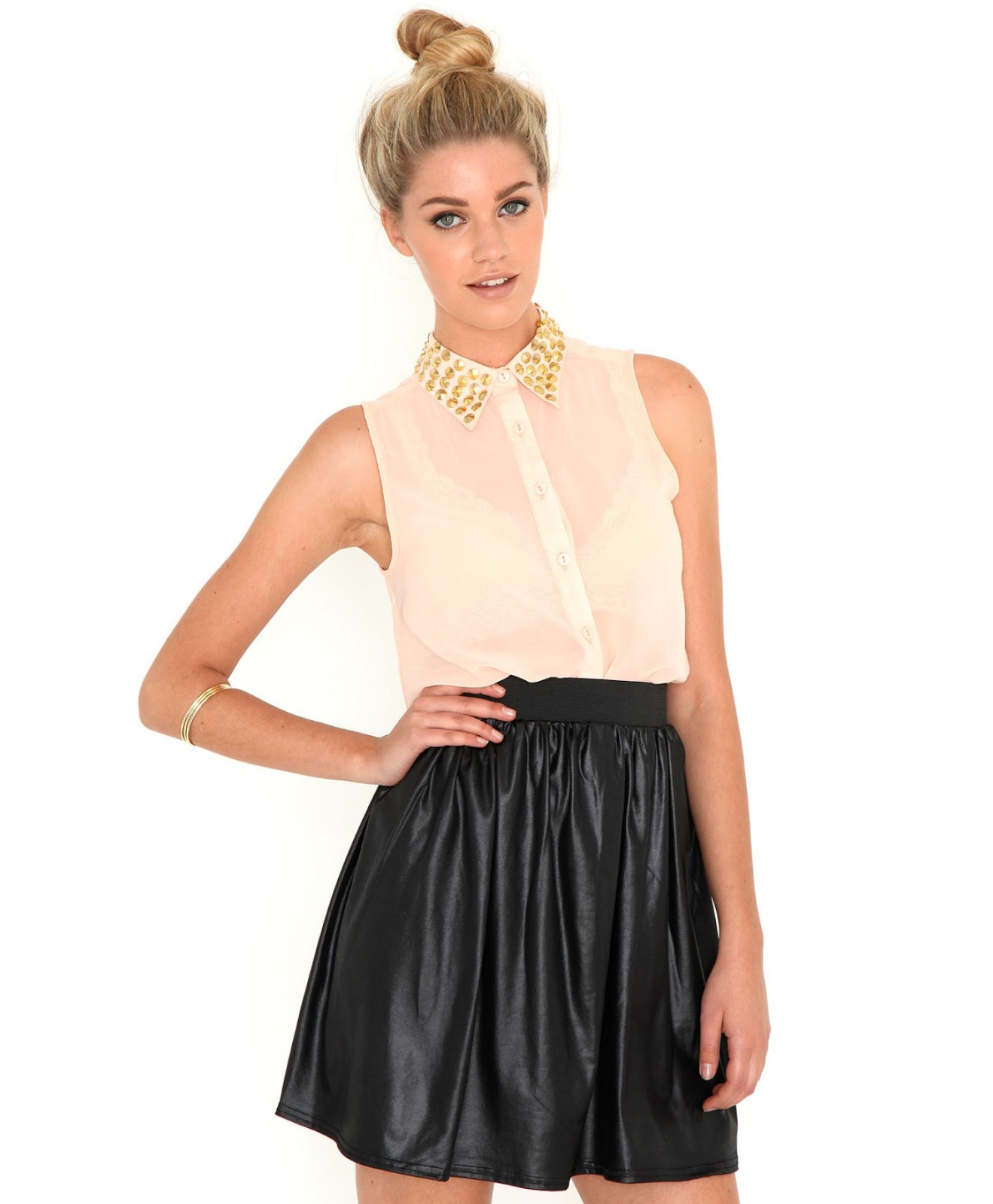 creative semi formal outfit skirt