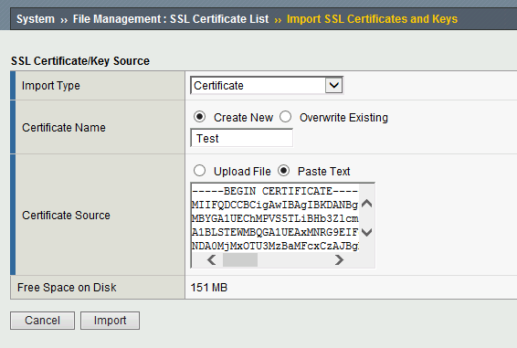 how to create pfx file certificate on f5