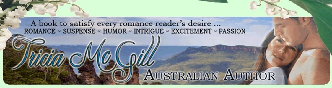 Tricia McGill-Australian Author