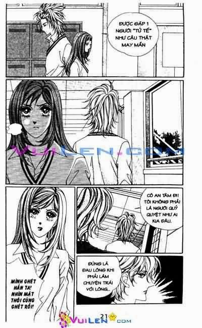 Cô Gái Vương Giả chap 4 - Trang 21