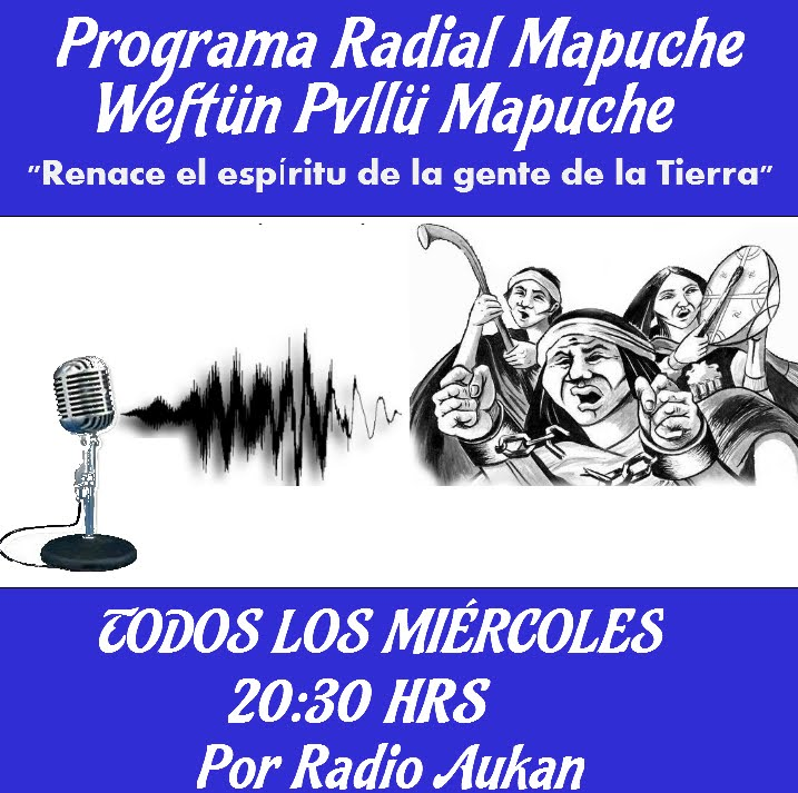 Programa Radial Mapuche Online Weftun Pvllü Mapuche