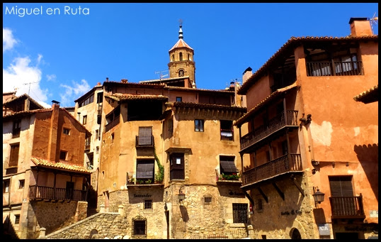 Plaza-Mayor-Albarracín