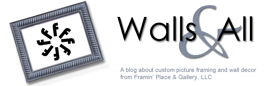 Walls & All (creative custom picture framing & wall decor)
