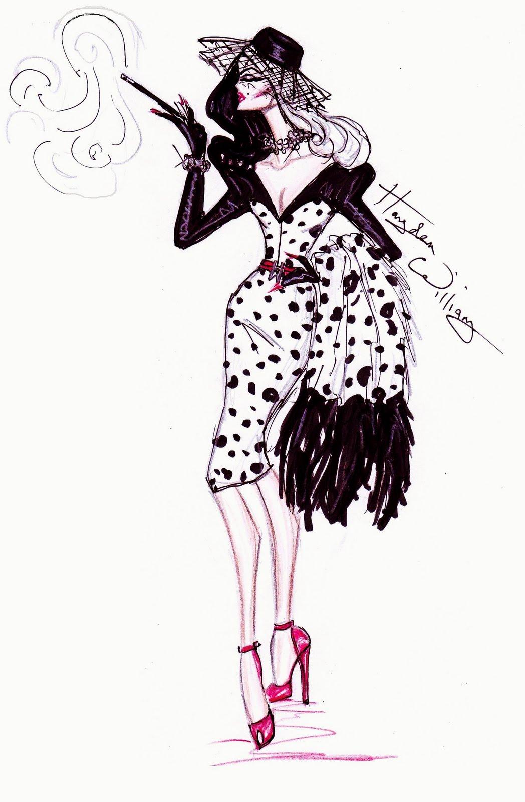 Cruella de vil fashion 68
