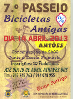 Bicicletas Antes