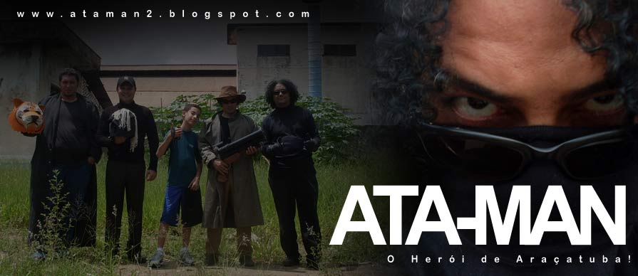 ATA-MAN - Segunda Temporada