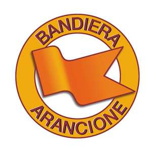 GENGA - BANDIERA ARANCIONE T.C.I.