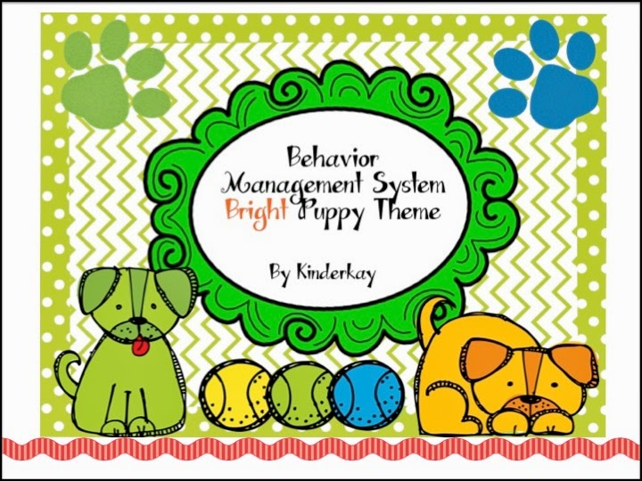 http://www.teacherspayteachers.com/Product/Bright-Puppies-Theme-BEHAVIOR-MANAGEMENT-SYSTEM-Revision-2-818099