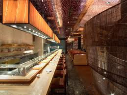 Traditional Japanese Restaurant Interior Design