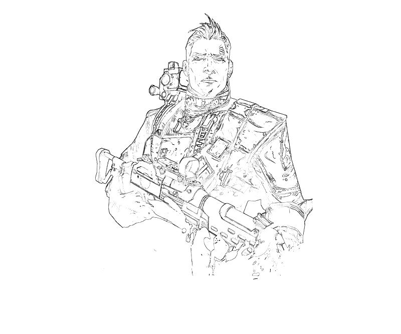 borderlands-2-axton-characters-coloring-pages