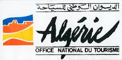 L'office National du tourisme Algerie 2012